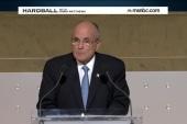 Chris: Giuliani's Obama remarks were 'wrong'