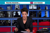 Maddow conducts impromptu Democratic primary
