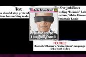 President Obama's critics on both sides