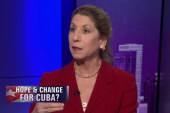 Convincing the GOP to drop the Cuba embargo