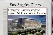 LA could gain two NFL teams