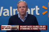 Walmart exec: We listened to our employees