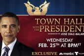 Obama to hold town hall on immigration