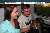Bark and ride: The push to get dogs on trains