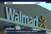 Walmart's admission of guilt