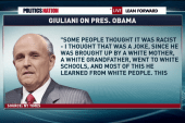 Giuliani Day 2: Silence from the GOP