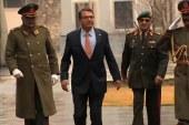 US weighing troop presence in Afghanistan