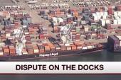 How labor secretary helped broker dock deal