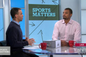 NBA's Jonathan Bender talks money management