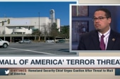 Shopping malls on alert after terror threat
