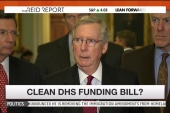McConnell offers a vote on clean funding bill