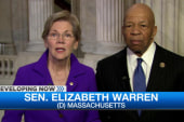 Warren on Hillary: 'We've got to see'