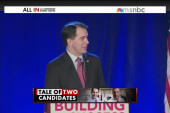 Walker and Christie: A tale of two governors