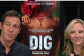 A look at USA's thrilling new show 'Dig'