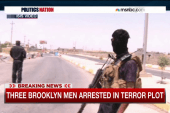 3 NYC men arrested for trying to join ISIS