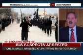 ISIS suspects arrested in NYC