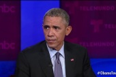 Obama to future presidents: 'Think ahead'