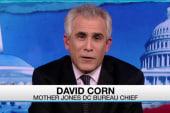 David Corn on threats from Bill O'Reilly