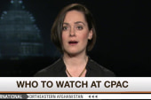 CPAC primer: Who to watch