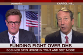 Mark Sanford: I would vote 'No' on DHS bill