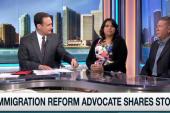 Facing deportation, advocates speak up