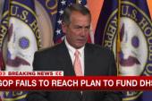 Congress scrambles to avoid partial shutdown