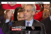 Rahm Emanuel struggles in re-election bid