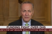 Schumer: We're not shutting the gov't. down
