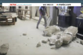 ISIS militants destroy priceless artifacts