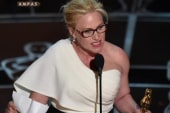 Arquette's comments launch feminist debate