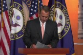 House GOP revolts as CPAC presses on