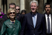 Clinton Foundation donations under scrutiny