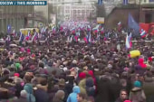 Thousands gather to mourn Boris Mentsov