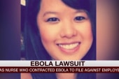 Former Ebola patient to sue her employer