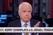 McCain: Netanyahu controversy over Iran-US...