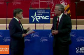 Jeb Bush receives cheers, boos at CPAC