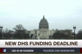 DHS fight spills over into another week