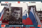 Moscow marchers 'not afraid'