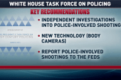WH plan to improve police relations