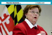 Mikulski retirement alters Democratic dynamic