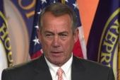 Boehner to GOP: Pass clean DHS funding bill
