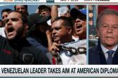 Venezuela announces capture of US pilot