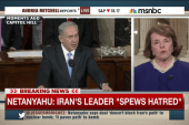 Sen. Feinstein cautions pre-judging Iran deal