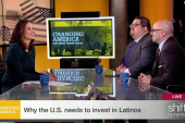 Latinos are 'doctors, lawyers, hosts of TV...