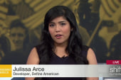Undocumented immigrant paving new roads