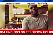 DOJ releases bombshell report on Ferguson