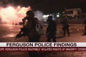 Report: Minority rights violated in Ferguson