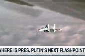 Putin reportedly eyeing Baltic states
