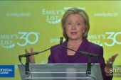 Clinton: 'Don't you want to see more women...