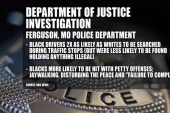 DOJ: Ferguson police violated rights